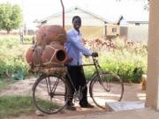 Als Transportmittel