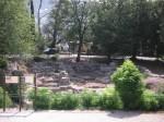 Ruinen auf dem Schlosshügel