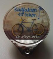 Radfahren ist schön