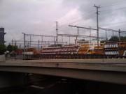 Schienen auf Reisen