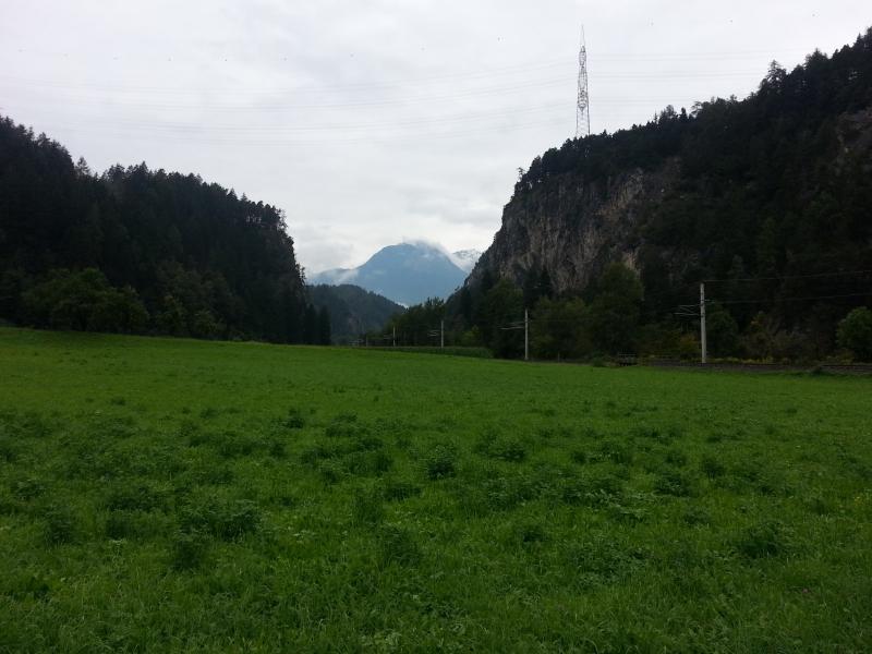 Ein Tag auf dem Inntaler Radweg, Imst – Wörgl