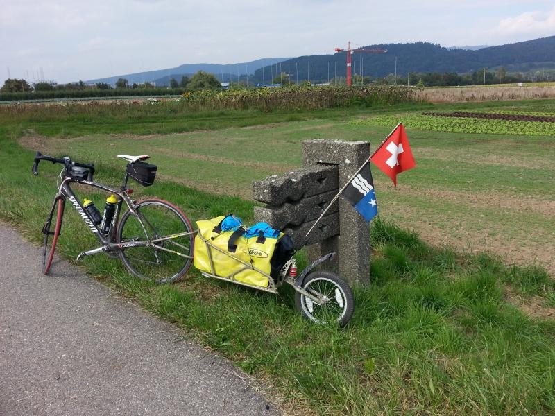 an der Kantonsgrenze im Limmattal