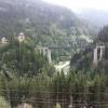 Bahnbrücke über die Silvretta