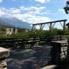 Überreste einer römischen Wasserleitung?