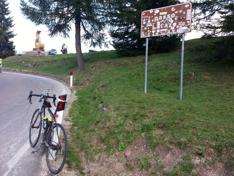 Passo Lavaze
