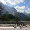 So nahe an den Dolomiten