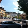 in der Altstadt von Cavalese