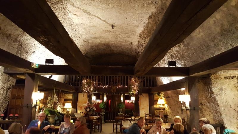 Restaurant im Felskeller