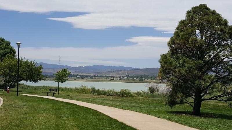 am Lake MacIntosh