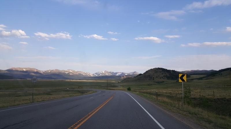 Unterwegs in den Rocky Mountains