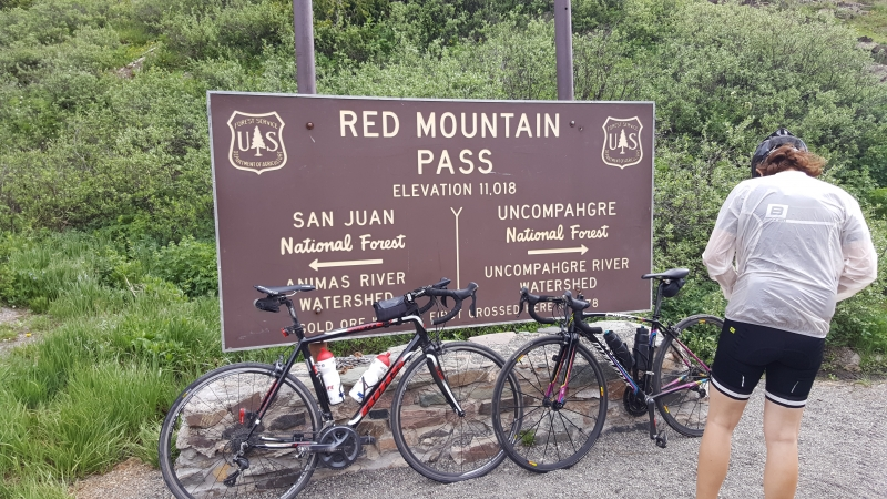 Red Mountain Pass