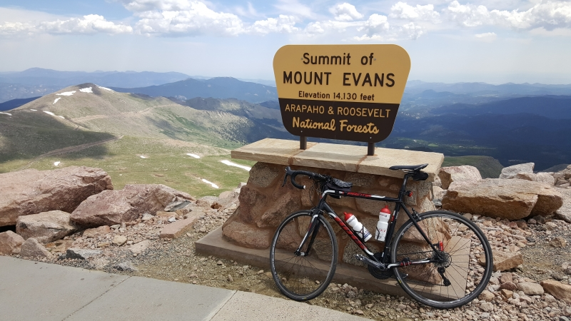 Mount Evans