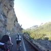 Aufstieg zum Independence Pass