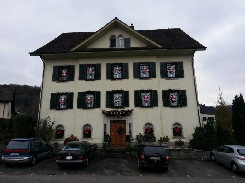 Haus des St. Nikolaus?