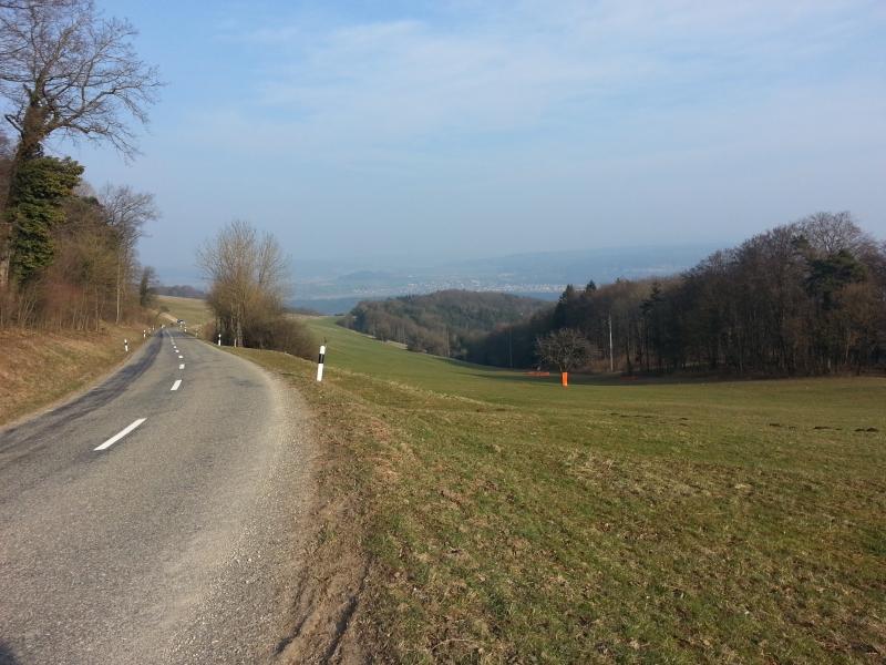 Vom Rotberg ins Aaretal