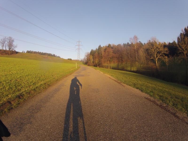 zwischen Sulz und Gansingen