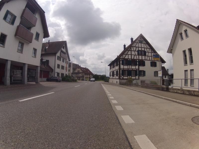 Riegelhaus im Reusstal