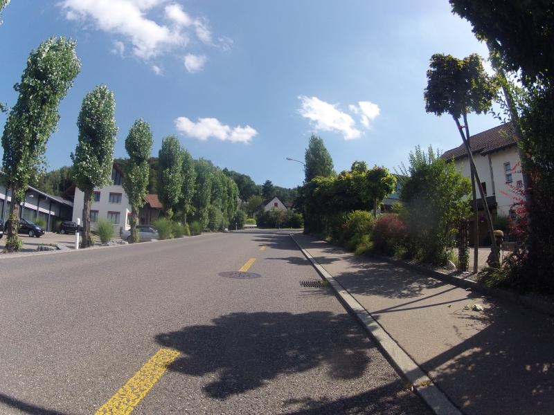 Dorfeingang Büttikon