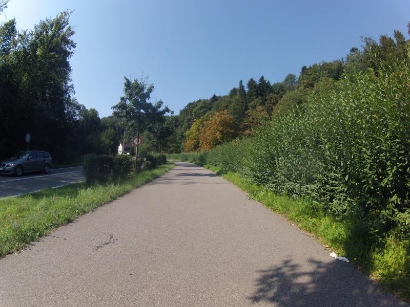 Ehemaliges Bahntrasse Villmergen-Sarmenstorf