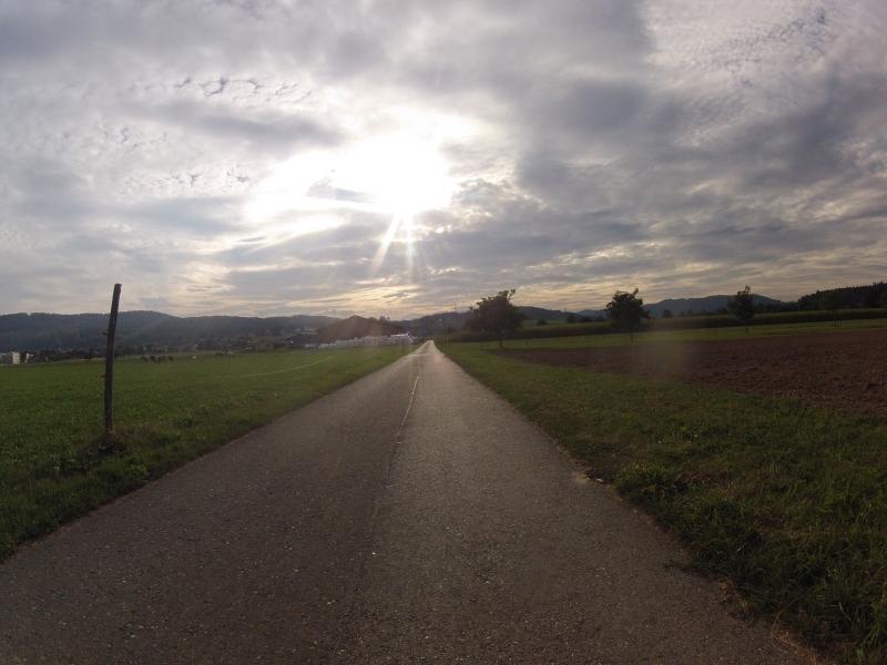 Herbststimmung im Birrfeld