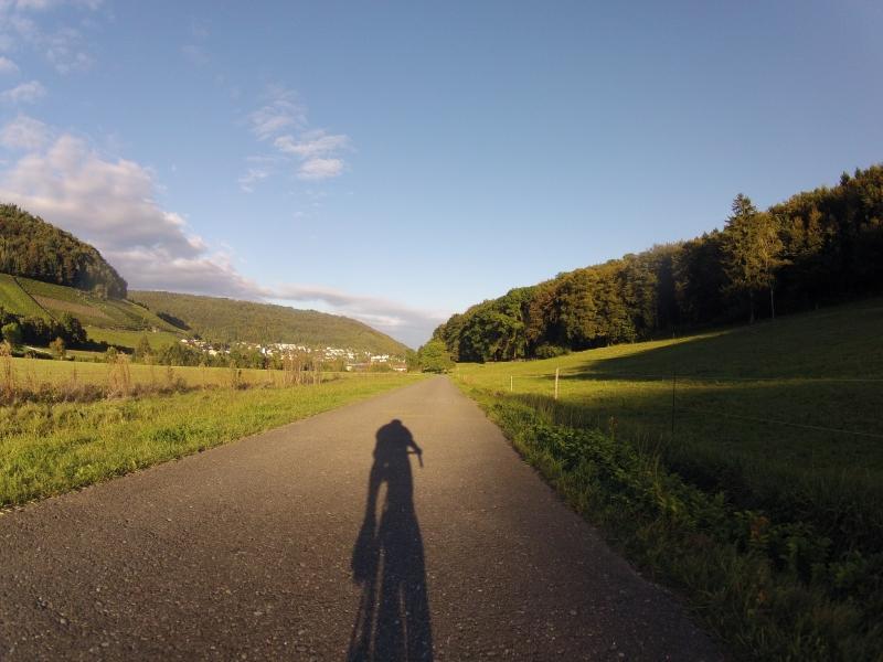 Radweg Mönthal - Remigen