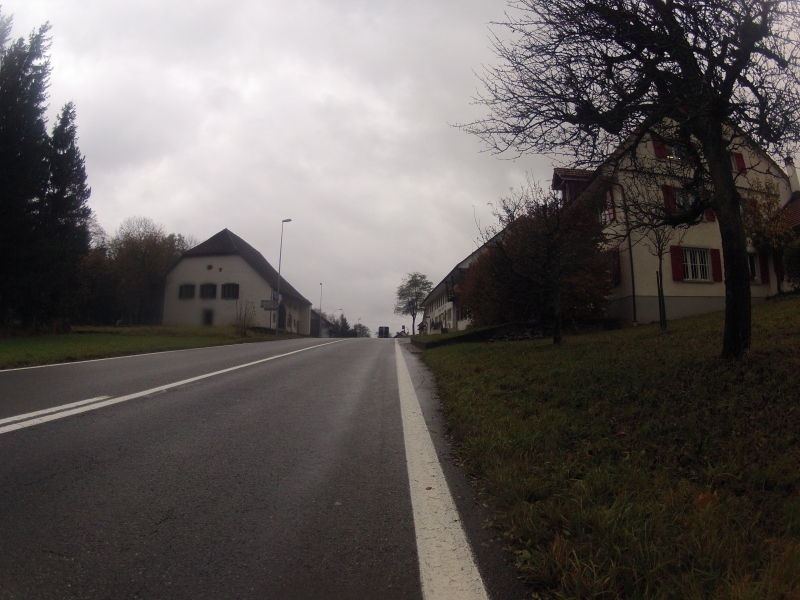 Bözberg - Passhöhe