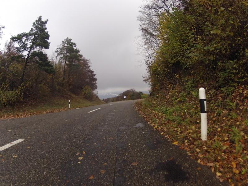 Rotberg - Passhöhe