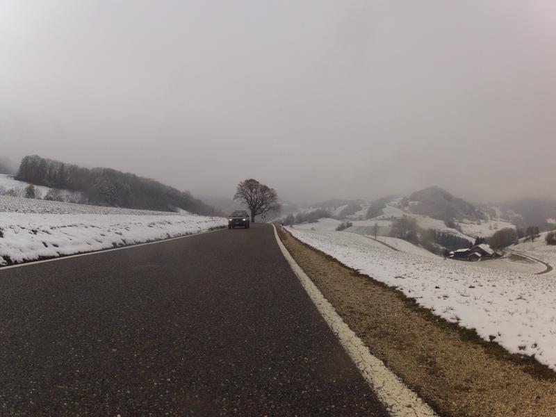 Winterliche Staffelegg