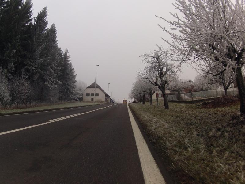 Bözberg Passhöhe