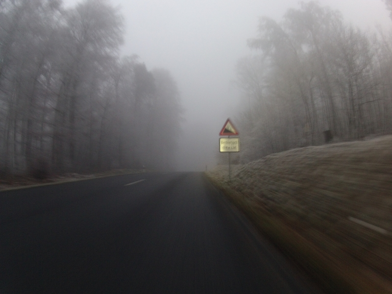 Benkerjoch Passhöhe
