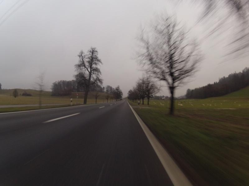 Zwischen Mägenwil und Mellingen