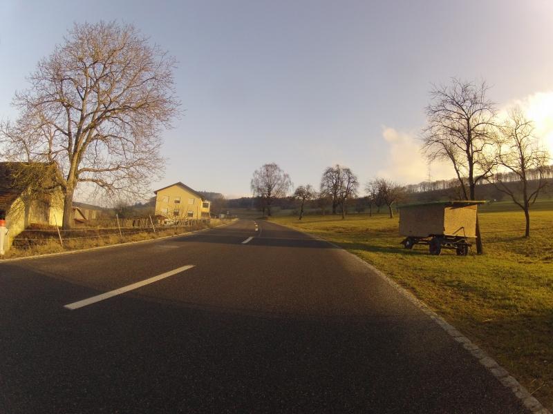 Von Mandach zum Rotberg