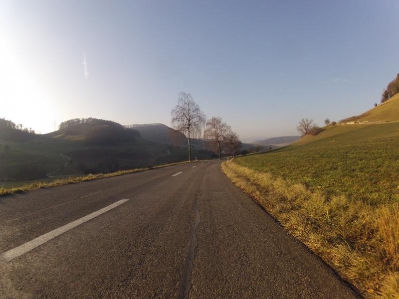 Vom Rotberg nach Hottwil