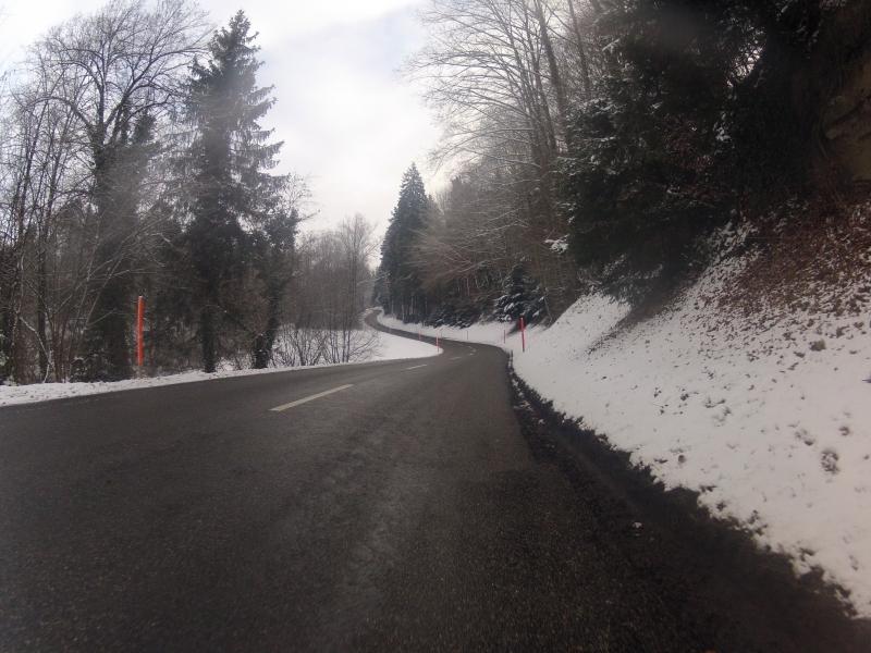 Radweg nach Ammerswil