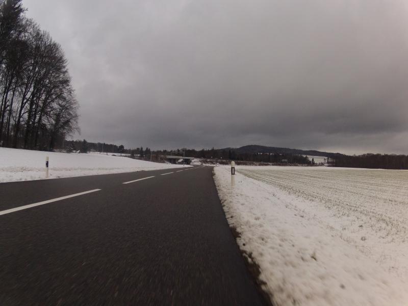 Der nächste Schneefall kommt bestimmt