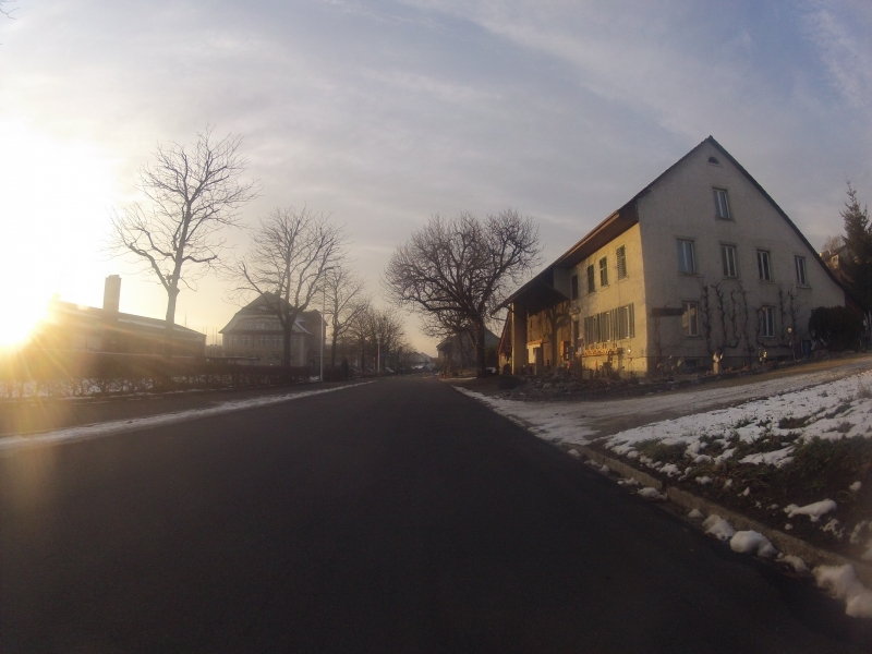Winterstimmung im Höhtal