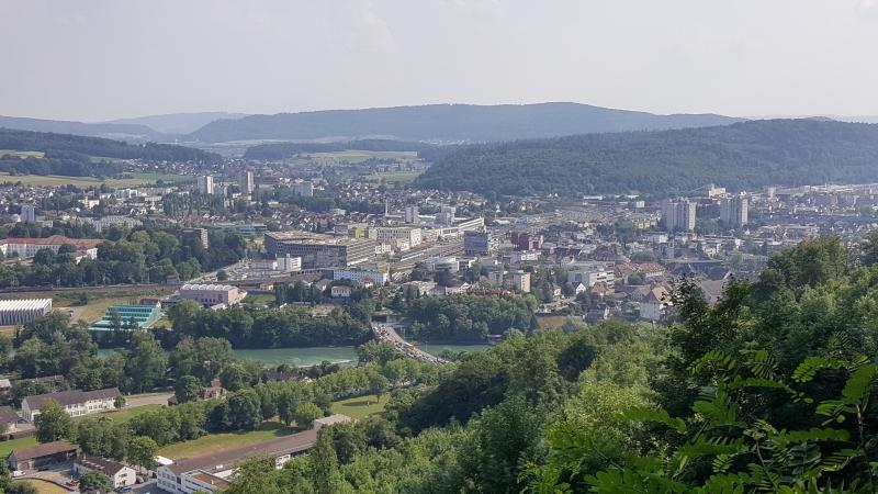 Brugg / Bahnhof