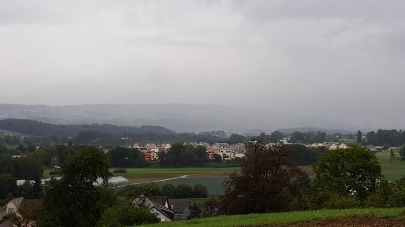 Reusstal und Heitersberg