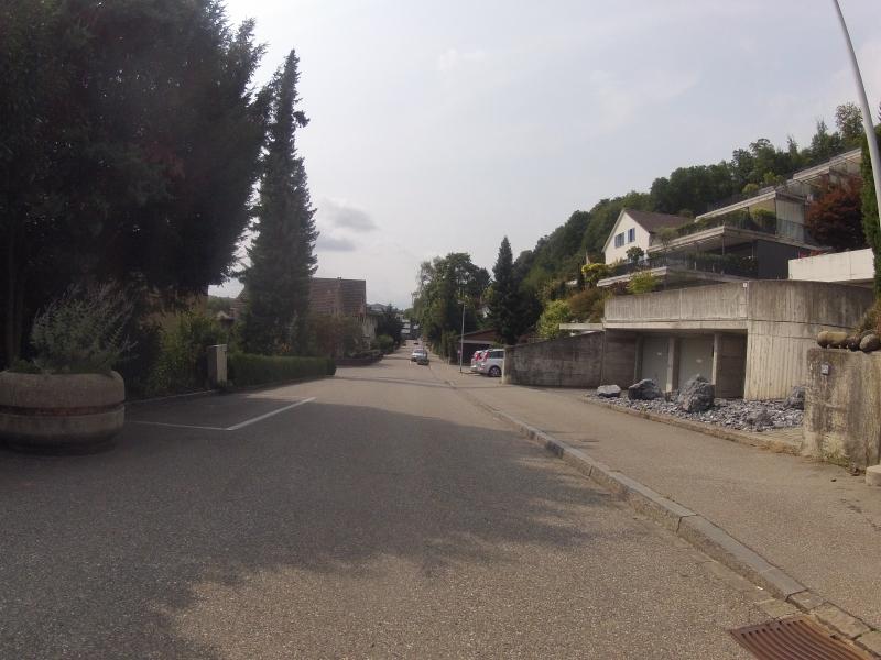 Durch die Quartiere von Brugg