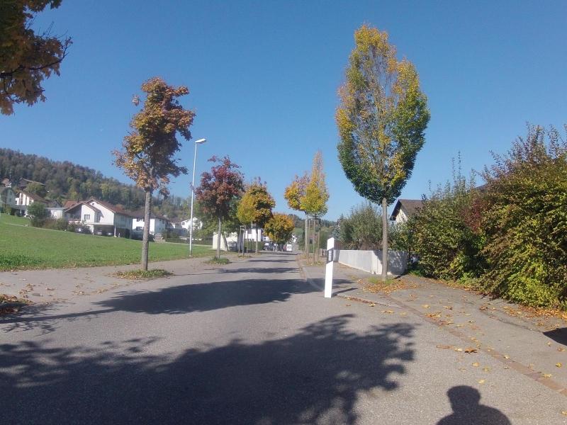 Radweg Bad Zurzach