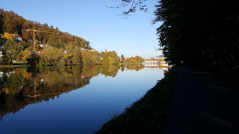 Aare bei Aarau