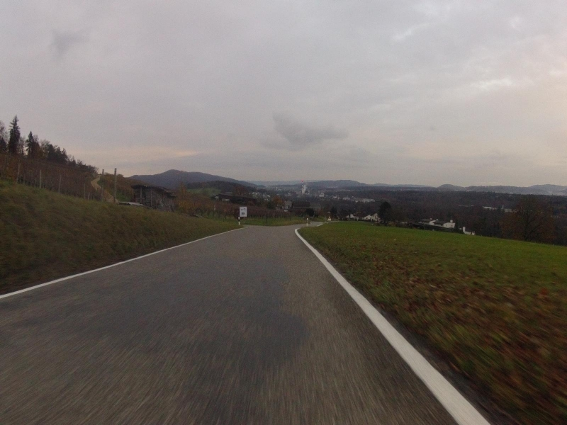 oberhalb Auenstein, Blick ins Aaretal