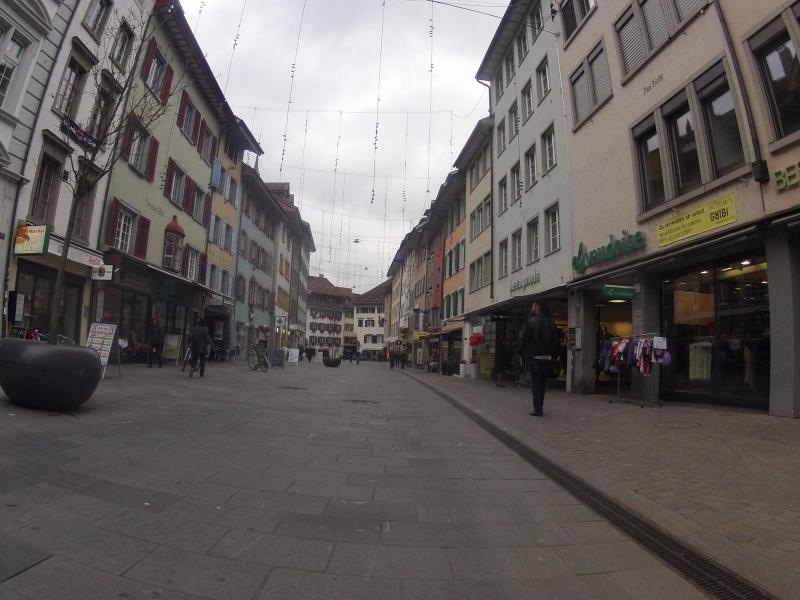 Weihnachtsbeleuchtung in Baden