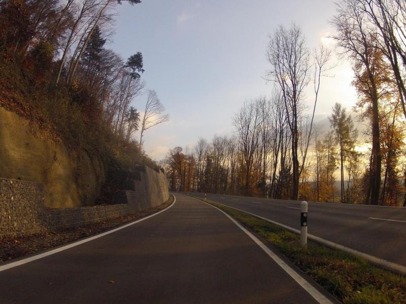Radweg Künten - Eggenwil