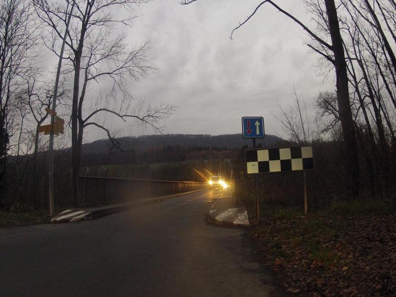 Aarebrücke bei Auenstein