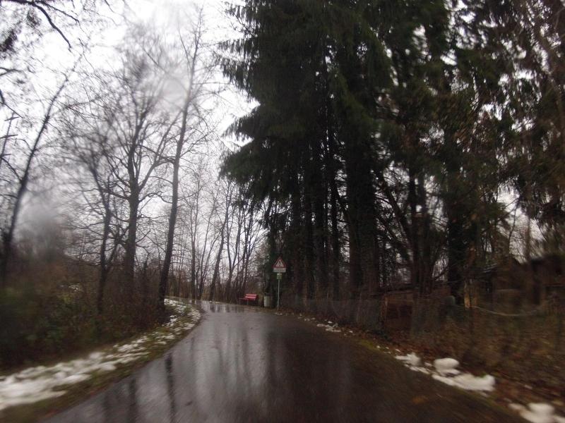 Radweg parallel zum Klingnauer Stausee