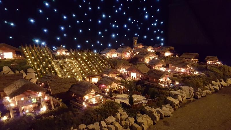 Weihnachtsdorf in Untersiggenthal