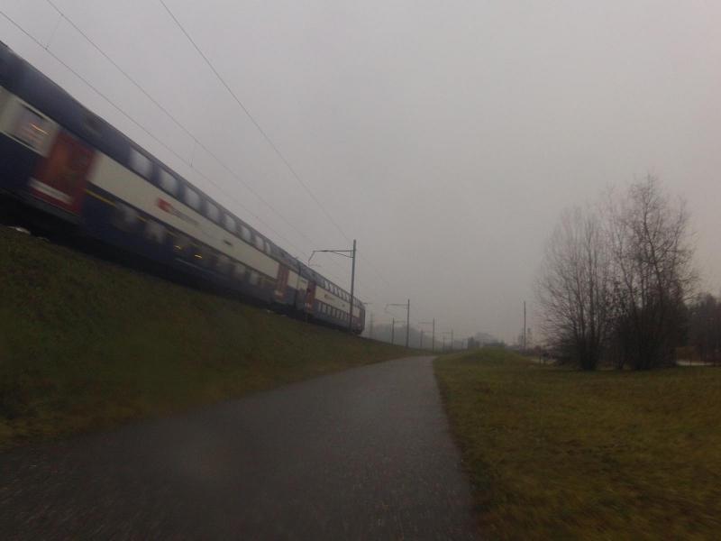 Othmarsingen - Lenzburg