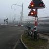 Mitten im Nebel
