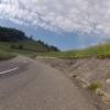 Steilwandkurve am Rotberg